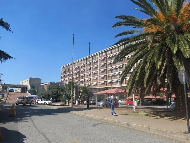 Helen Joseph Hospital doesn't meet cleanliness standards at the moment, says SAHRC