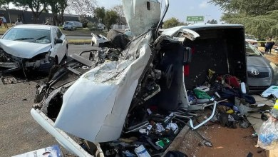 One dead, another injured in Roodepoort collision
