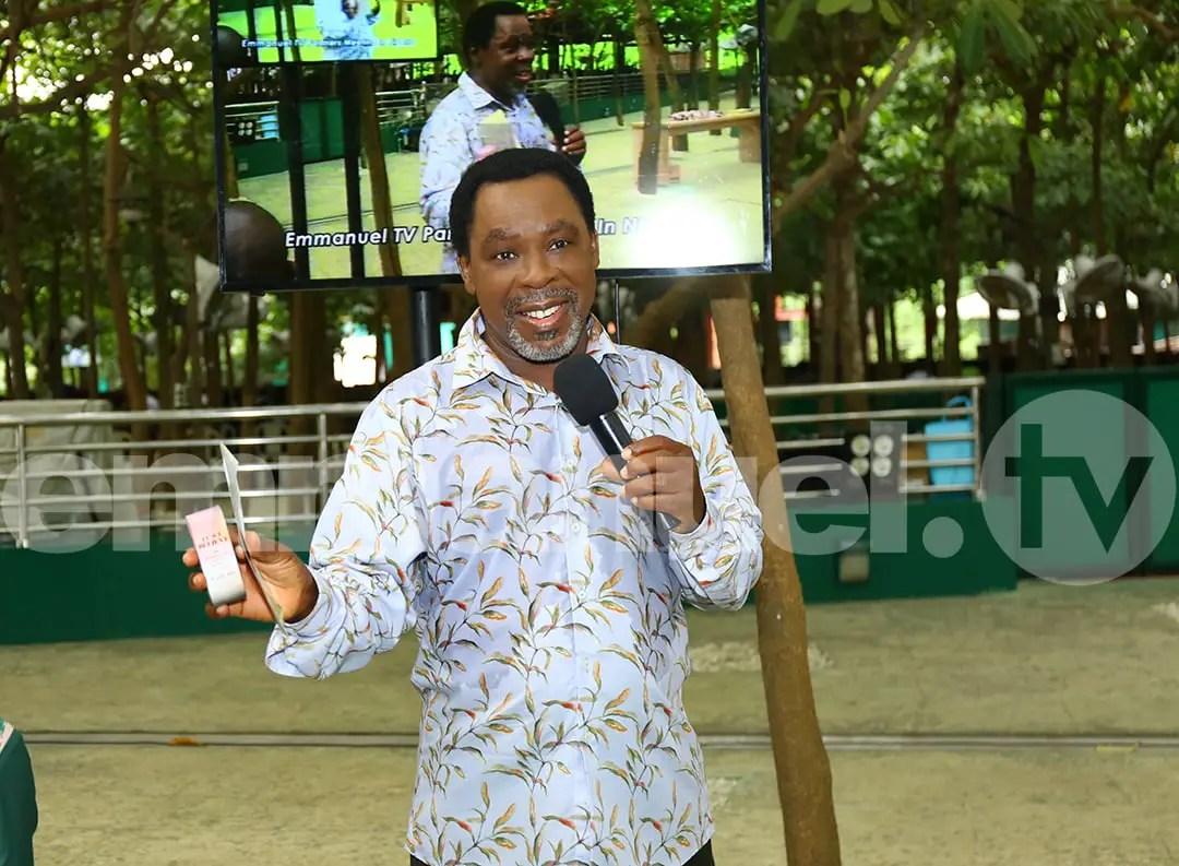 TB Joshua Ministries