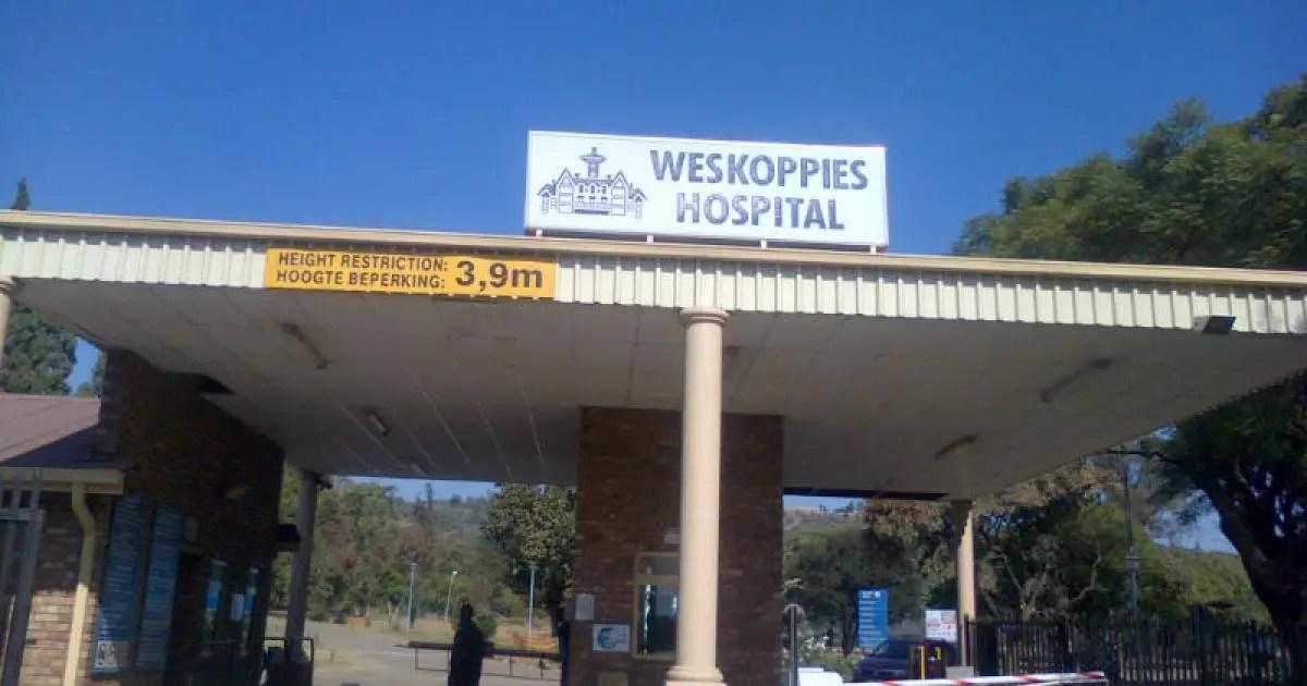 Weskoppies Psychiatric Hospital