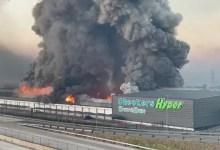Brookside Mall in Pietermaritzburg set on fire
