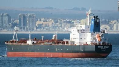 Iran-Israel maritime tensions