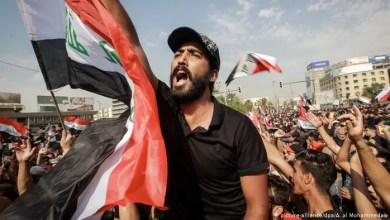 Protests in Iraq after hospital fire kills 50