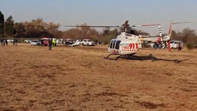 Two injured in plane crash