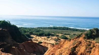 Xolobeni red sand dunes