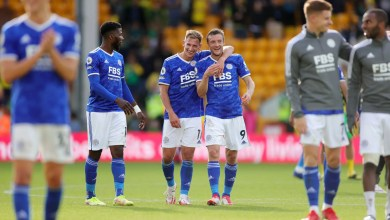 Norwich City 1 - 2 Leicester City