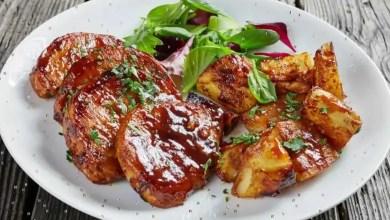 Sticky Pork-Chops