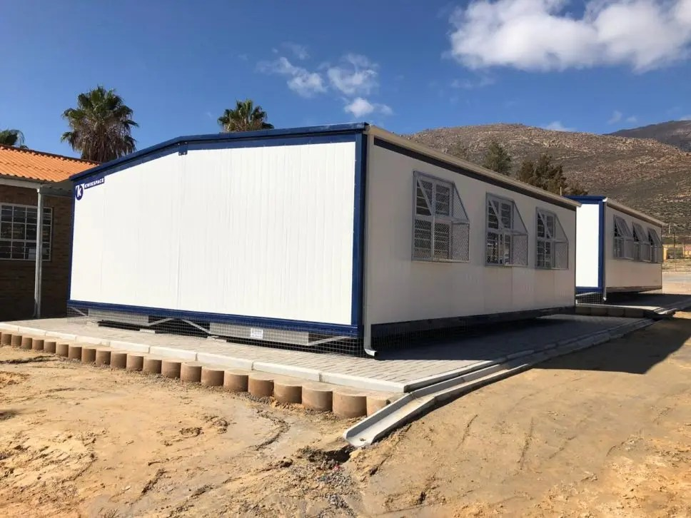 mobile classrooms