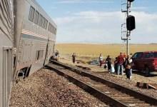 Amtrak train accident