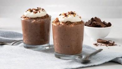 Chocolate Rice Pudding