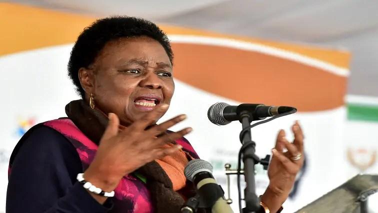 Hlengiwe Buhle Mkhize