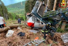 Italian cable car disaster