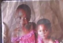 Kamogelo and Lesego Ramaphasha