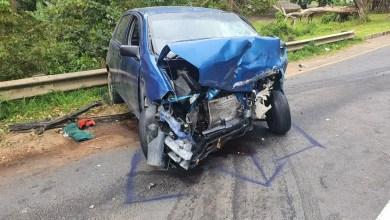 One critical, Three injured in Ramsgate head-on collision