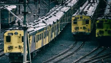 Prasa train rail