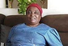 Ramaphosa's elderly sister