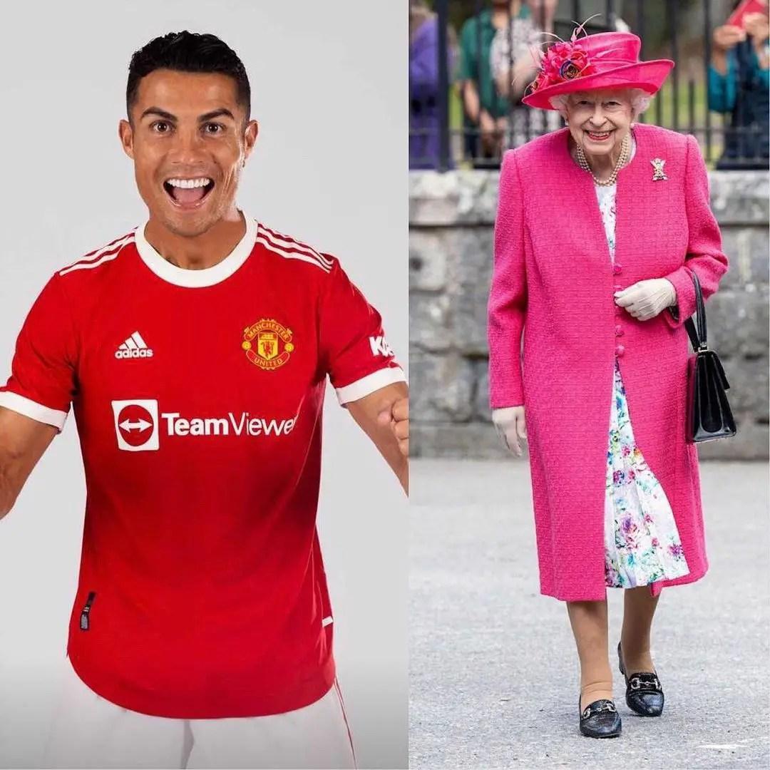 Rondaldo Queen Elizabeth