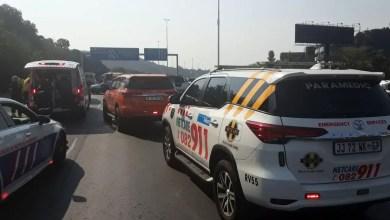 Two seriously injured in N3 motorcycle crash