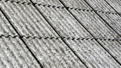 Is Asbestos Roofing Harmful?