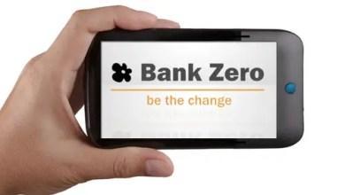 Bank Zero App