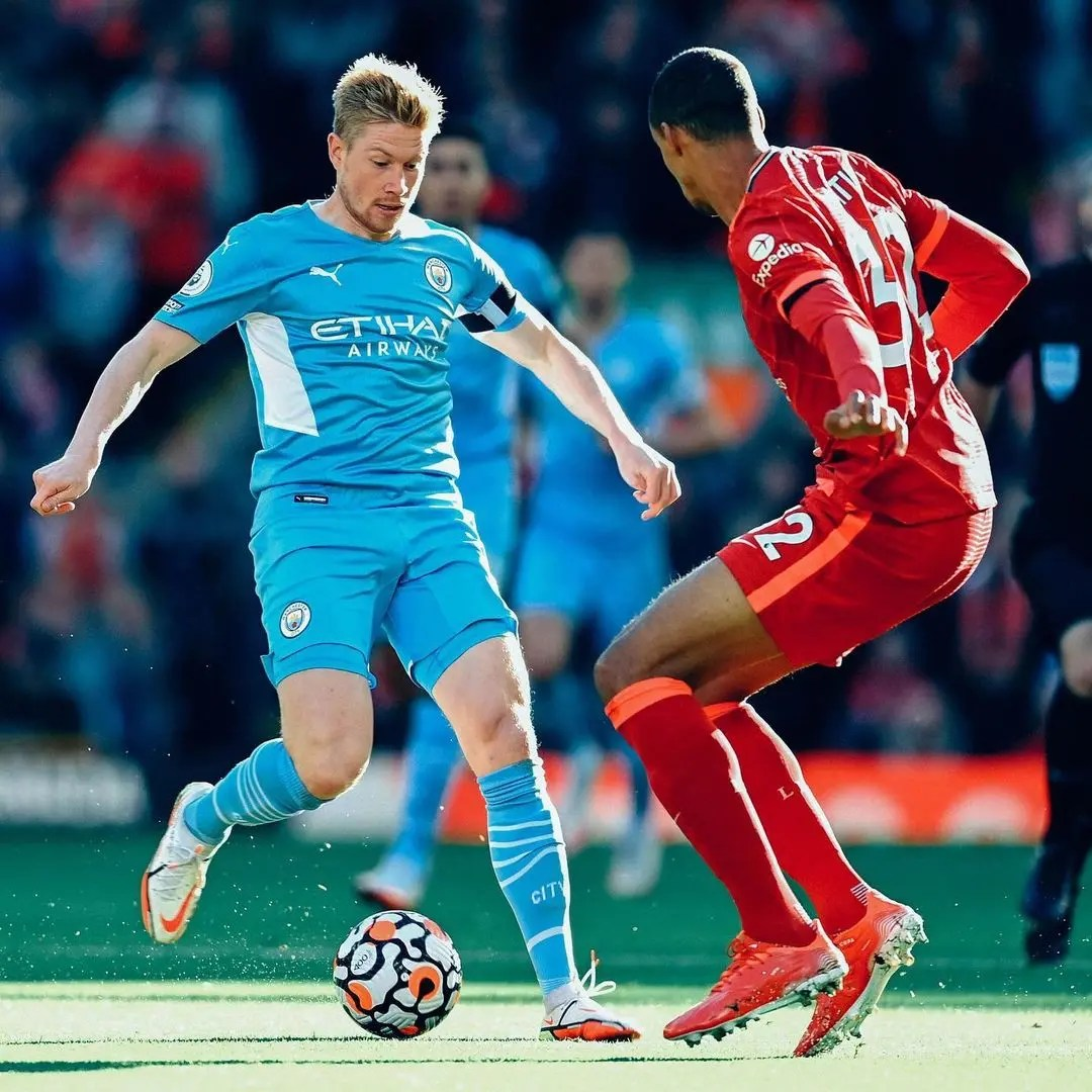 Liverpool 2 - 2 Manchester City