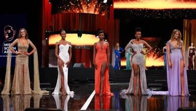 Miss SA finalists