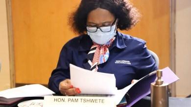 Pam Tshwete