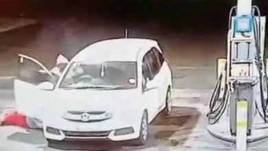 Young man kills madala at petrol station