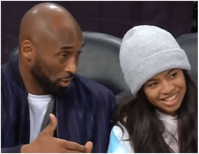 Video of Kobe Bryant giving basketball tips to daughter Gianna goes viral after fatal helicopter crash
