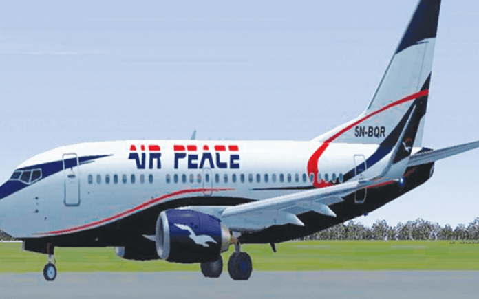 COVID 19 Update: No infected person was onboard Aircraft- Air Peace