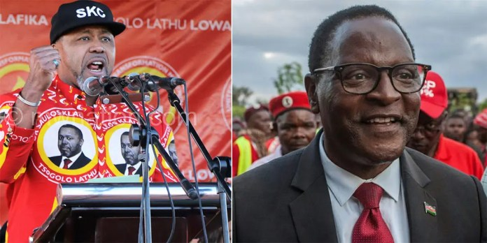 Malawi opposition rivals form coalition ahead of the fresh Presidential vote in May