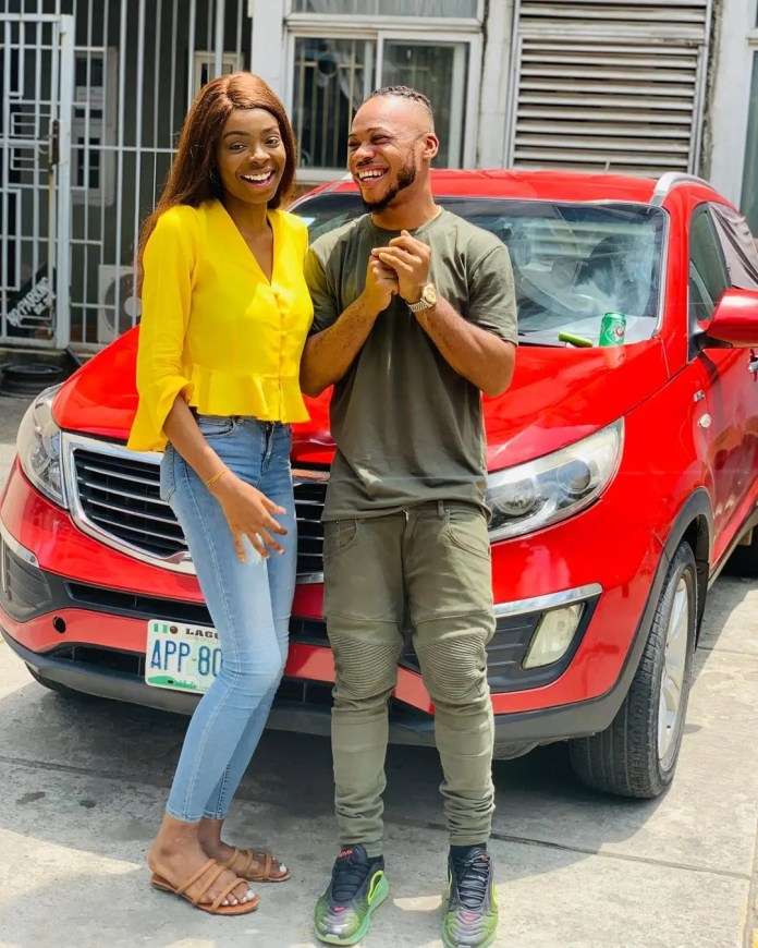 Poco Lee spotted together with his engaged girlfriend