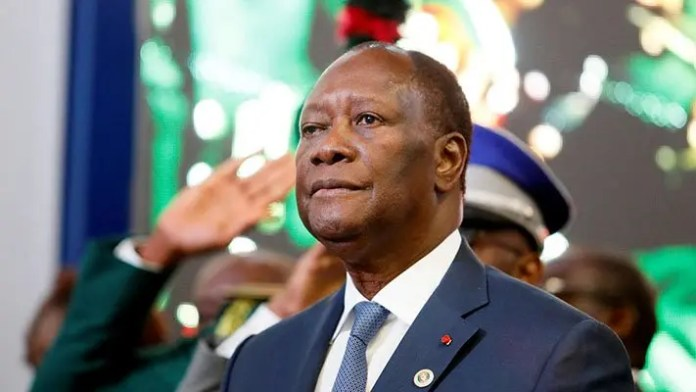 Ivory Coast's 78-year-old president to step down for the younger generation