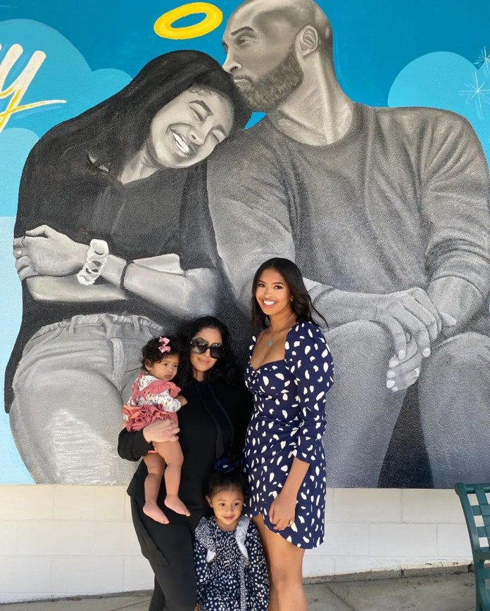 Vanessa Bryant and daughters celebrate first Easter without hubby Kobe and Gianna