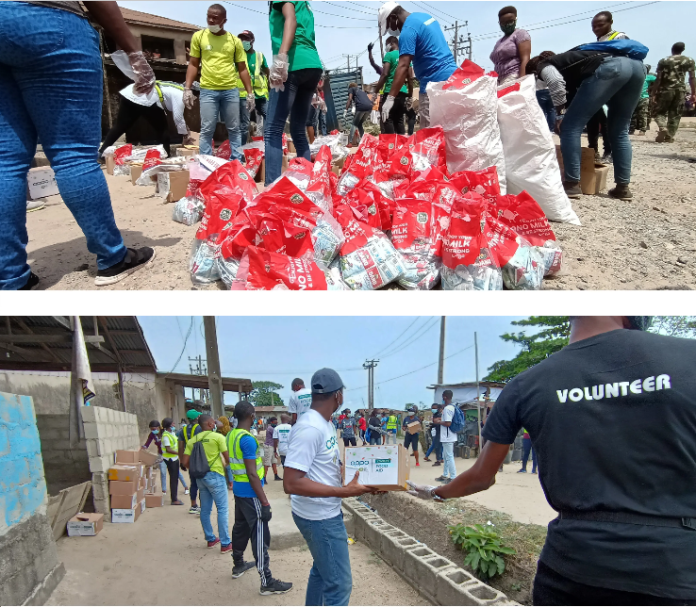 COVID-19: OPPO supports govt, reaches out to 5000 with food and other essentials