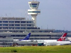 Investigation into the collision of 2 planes at Lagos airport is being conducted by AIB
