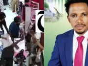 Senator Abbo who was caught on camera beating woman case has been dismissed on 'insufficient evidence'