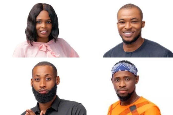 #BBNaija Update: Eric and Tochi evicted from Big Brother House