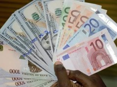 The naira is strengthening against dollar