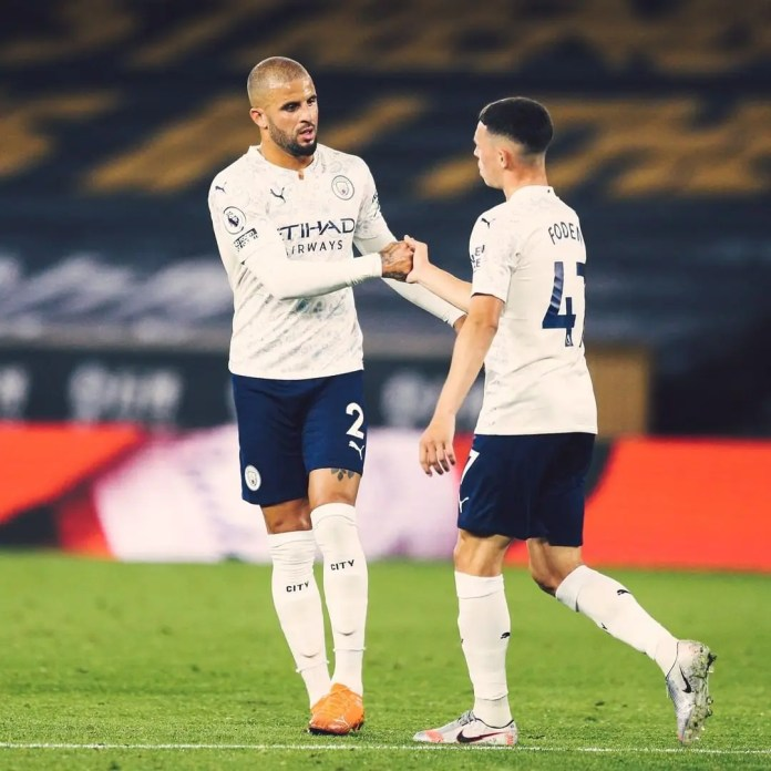Wolves 1 – 3 Manchester City