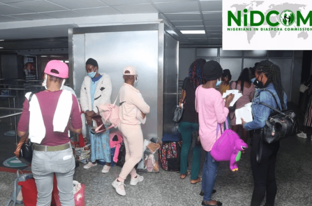 27 Nigerian girls evacuated from Lebanon arrive in Abuja