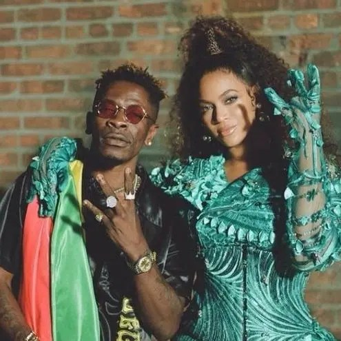 Shatta with Betonce