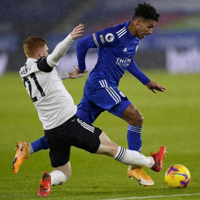 Fulham 2 – 1 Leicester City