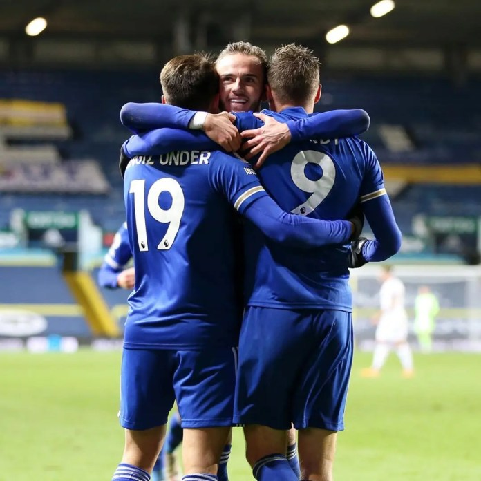 Leicester City 4 – 1 Leeds United