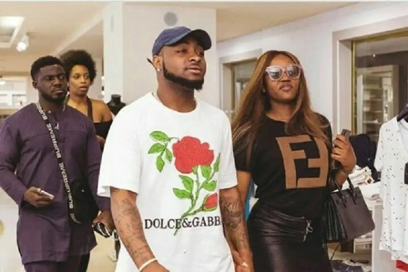 Davido's fiancee Chioma opens up about her personal life