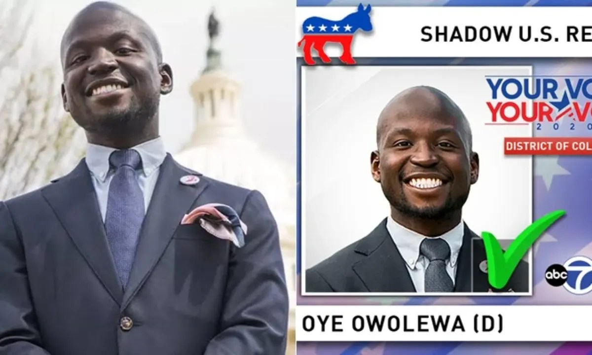 Congratulations to Owolewa over his victory in US polls