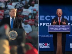 Biden inches closer to victory, Trump a sore loser