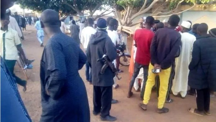 600 students reportedly missing after the Katsina secondary school attack