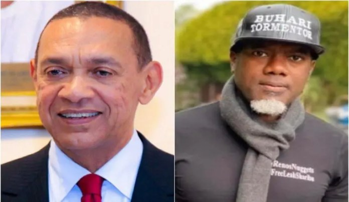 Ben Murray-Bruce to Reno Omokri: You should be the president of the stingy boys association of Nigeria