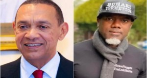 Ben Murray-Bruce and Reno Omokri